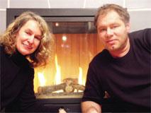 Porträt Karin und Dieter Baumann